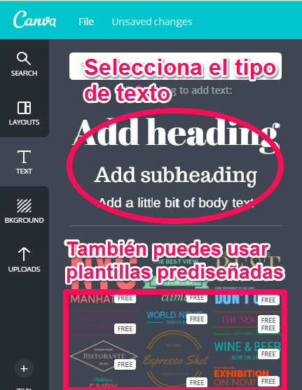 Canva-te-permite-crear-tus-propios-textos-personalizados-o-usar-plantillas